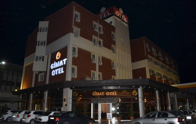 Gimat Hotel-Outside View