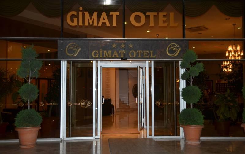 Gimat Otel-Dış Görünüm