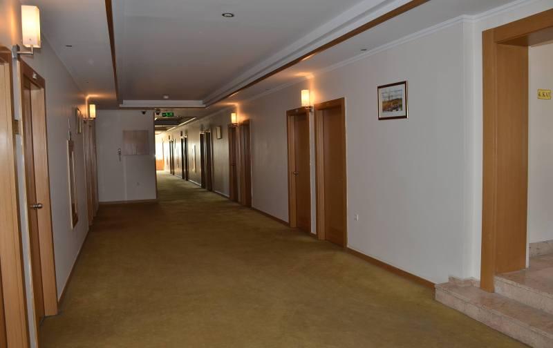 Gimat Hotel-Floor