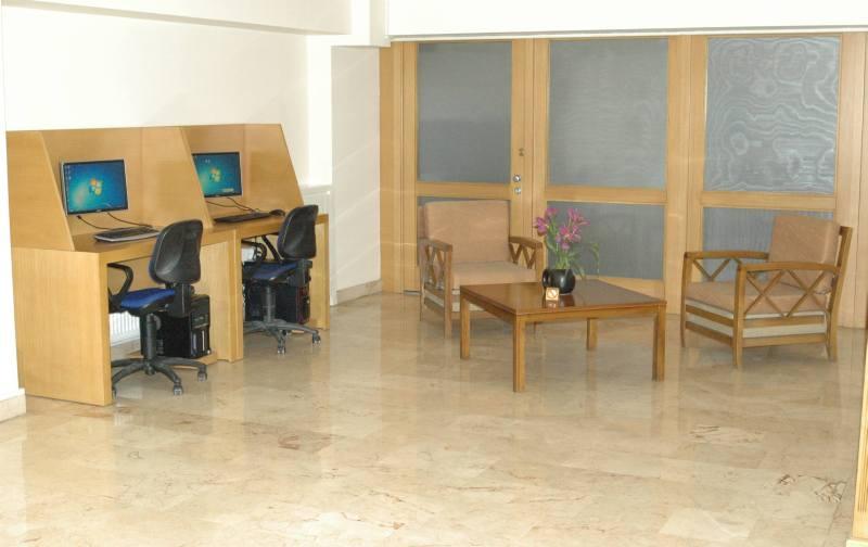 Gimat Hotel-Lobby