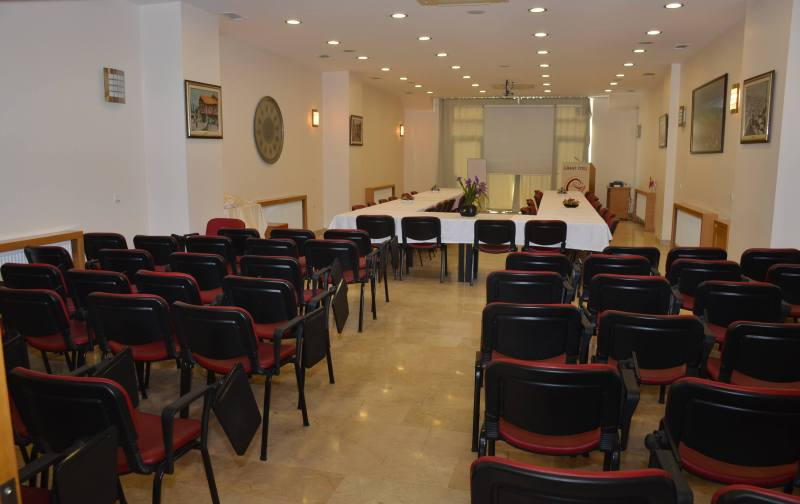 Gimat Otel-Toplantı