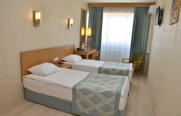 Gimat Otel Çift Kişilik Oda