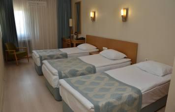 Gimat Otel 3-5 Kişilik Oda