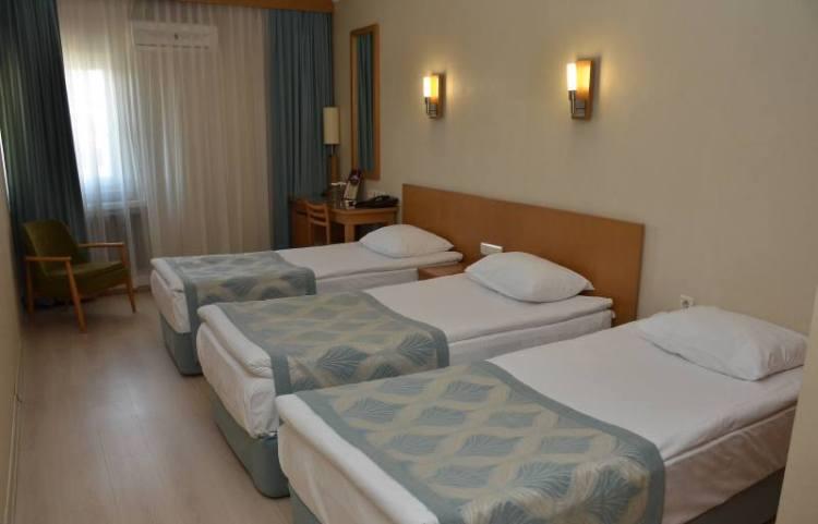 Gimat Otel,3-5 Kişilik Oda